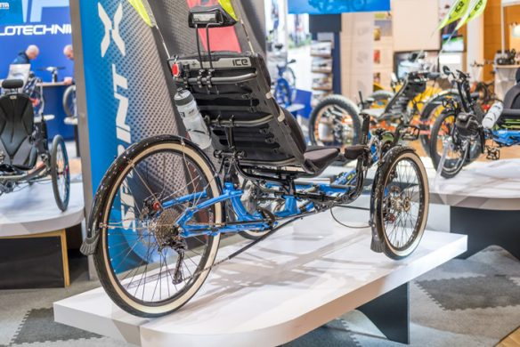 Spezialradmesse 2019 in Germersheim - ICE Trikes Adventure